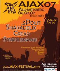AJAX Festival 07@Vereinshaus