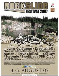 Rockslide Festival@BaumKRONENweg