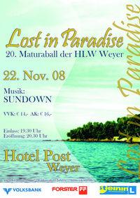 HLW Ball@Hotel Post Weyer