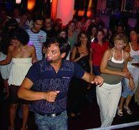 salsa club@Republic-Cafe