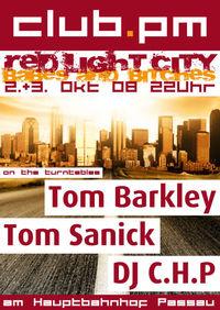 Red light City@Club PM