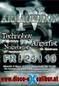 Armageddon@Excalibur