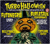 Turbo Halloween@Rockhouse