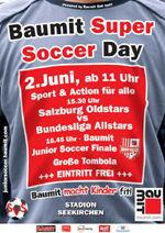 Baumit Super Soccer Day 2007@Stadion Seekirchen