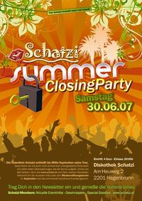 Schatzi Events ab 18.02.2020 Party, Events, Veranstaltungen