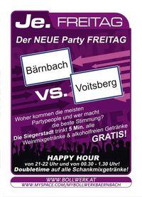 Bärnbach vs. Voitsberg @Bollwerk
