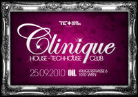 T.E. & the Housedocs pres. Clinique!@Oil Club