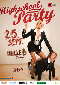 Highschool Party@Halle B