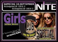 Girls Club Special@Happy Nite