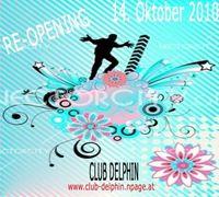 Re-Opening CLUB Delphin@CLUB Delphin