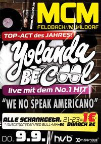 Yolanda Be Cool live in Feldbach!@MCM  Feldbach