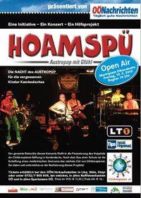 Hoamspü - Die Nacht des Austropop@Marktplatz Ottensheim
