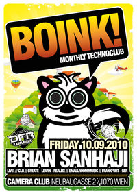 BOINK! with Brian Sanhaji@Camera Club