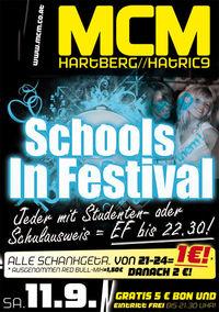 Schools In Festival@MCM Leoben