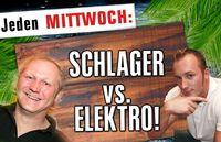 Schlager vs. Elektro@Baby'O