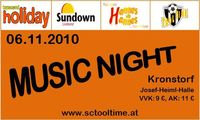 Music Night@Josef Heiml Halle