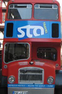 STA Travel Roadshow@STA Travel-Shop Salzburg