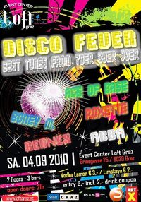 Disco Fever@Loft Graz