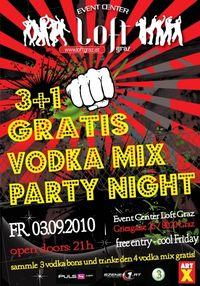 Vodka Mix Party@Loft Graz