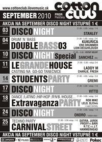 Disco Night@Cotton Club