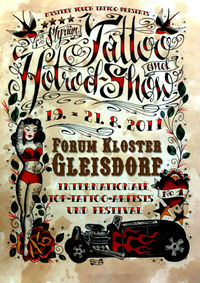 4th Styrian Tattoo & Hotrod-Show@forumKloster