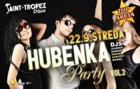 Hubenka Party vol. 2@Disco Saint Tropez
