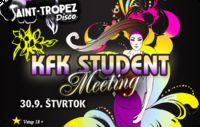 KFK Student Meeting@Disco Saint Tropez