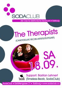 SodaClub pres. The Therapists@Soda Club