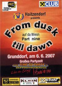From dusk till dawn@Auf da Wiesn