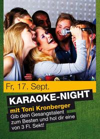 Karaoke Night@Almkönig