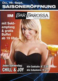 BarBarossa Saisoneröffnung
