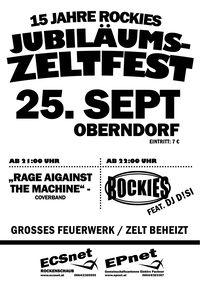 15 Jahre Rockies Jubiläumsparty@Gasthof Aumayr