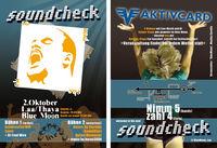 Soundcheck @Blue Moon