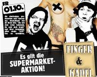 Finger & Kadel@Disco Bel