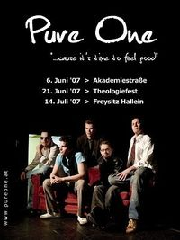 Akademiestraßenfest / Pure One