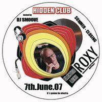 Hidden Club@Roxy Club