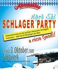 Apre Ski - Schlager Party