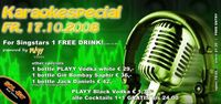 Karaoke Special@Sol Bar