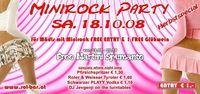 Minirock Party@Sol Bar