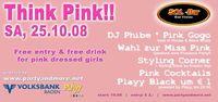 Think Pink@Sol Bar