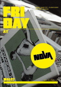 Friday with Friends@NOVA