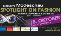 Spotlight in Fashion@Starmovie