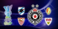 Cup UEFA: VfB Stuttgart - FK Partizan@Mercedes-Benz Arena