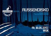 Eristoff Tracks goes Russendisko@WUK