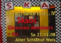 If I can't dance to it... IV - Skafest@Alter Schl8hof