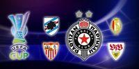 Cup UEFA: Sevilla FC - FK Partizan@Estadio Ramón Sánchez Pizjuan