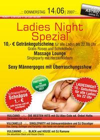 Ladys Night Spezial@Vulcano