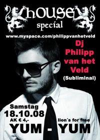 Philipp van het Veld @ Yum Yum Amstetten@Yum Yum - Club