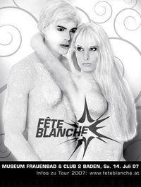 Fête Blanche@Frauenbad & Club 2