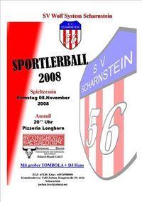 Gruppenavatar von Sportlerball des SV Scharnstein